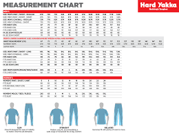 Female Size Chart Australia Sizing Guide Safeman Australia