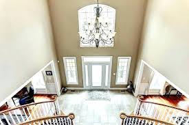 chandelier for two story foyer 2 story foyer lighting large size of 2 story foyer chandelier