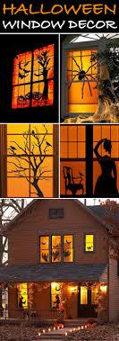 love halloween window decor:  ideas about halloween window on pinterest halloween window silhouettes halloween window decorations and halloween