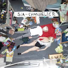 sia performs chandelier on the ellen degeneres show