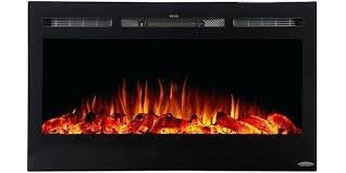 14 best electric fireplace insert reviews to 2019
