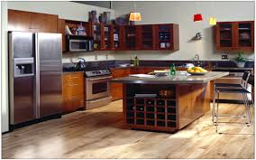 Walnut Kitchen Floor Kitchen With Gray Cabinetry Great Medium Walnut Kitchen Cabinets