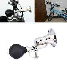 <b>Non</b>-<b>Electronic</b> Trumpet Loud <b>Bicycle Cycling Bike</b> Bell Vintage ...