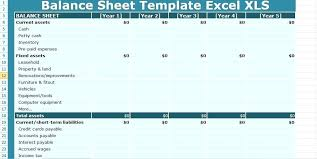 Projected Balance Sheet In Excel Get Balance Sheet Templates Excel Free Excel Spreadsheets