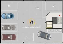 Qual o tamanho de uma garagem para caminhonete? Apartamentos Cobertura Com Mais De 1 Vaga A Venda Em Barreiro Belo Horizonte Wimoveis