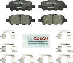 Bosch BC905 QuietCast Premium Ceramic Disc <b>Brake Pad</b> For