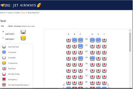 Jet Airways Free Web Check In Window Becomes Smaller Live