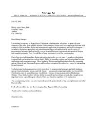 Warehouse Administrator Cover Letter Awesome Data Administrator