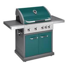 Mint Green Kitchen Accessories Jamie Oliver Gas Bbq Pro 4 Mint Green Jamie Oliver Barbecues