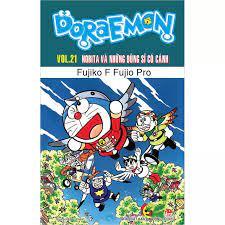 Truyện tranh - Doraemon truyện dài (Tập 21-24) - Tập 23
