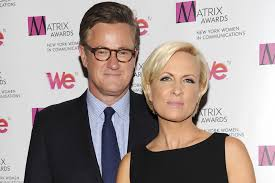 Joe and Mika delay vacation plans to respond to Trump on air New.