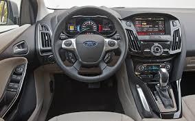 2013 Ford Focus Ev Interior Photo #43043182 - Automotive.com