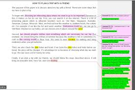 student writing questions in the margins lincs community uploaded image from finnmiller