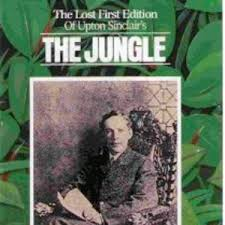 introductory essay to the lost first edition of upton sinclair s  introductory essay to the lost first edition of upton sinclair s the jungle gene degruson peachtree press