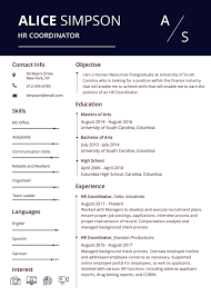 Free Editable Teacher Resume Template Universal Network