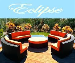 round patio furniture eclipse round wicker patio furniture patio furniture round patio furniture