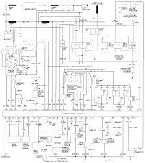 ЭРектросхемы ford taurus ford taurus sho mercury sable 1986 1995 Рисунок 7 6 cylinder engine control wiring diagram 1987 vehicles