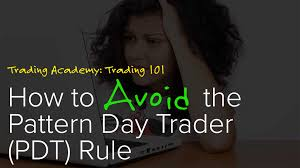What Is A Pattern Day Trader New Trading Academy 48 Avoid The Pattern Day Trader Rule
