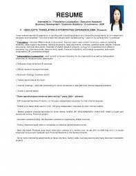 Medical Interpreter Resume Sample Medical Interpreter Resume Berathen Com Resumes To Inspire You How 13