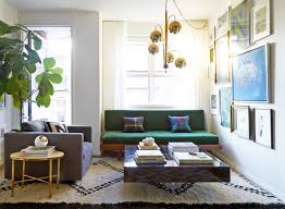 Studio flat furniture Living Room How To Decorate Studio Apartment Tips For Studio Living Decor Architectural Digest How To Decorate Studio Apartment Tips For Studio Living Decor