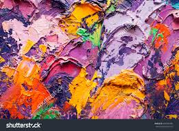 art paint background. Fine Paint Abstract Art Background Oil Painting On Canvas Multicolored Bright  Texture Fragment Of Artwork On Art Paint Background C