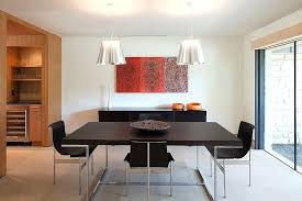 full size of kitchen chimney corners home by studio architects chandelier height above dining table standard