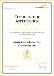 Certificate Of Appreciation Free Download Examples Of Executive Resumes Free Sample Certificate Appreciation