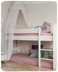 room | Kid's Room | Loft bunk beds, Bed for girls room, Kura Bed
