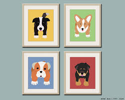 wall art ideas design else decals dog wall art unique vinyl sticker home interior easy affordable note made ordered receive materials selection