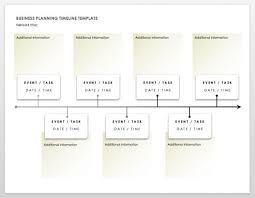 Business Plan Timeline Template Business Plan Timeline Sample