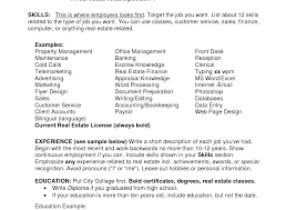 Example Resume For Homemaker With No Work Experience Job Objective