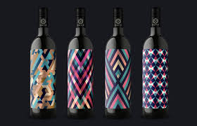 Cool Wine Labels 10 Great Examples Of Colorful Wine Labels That Stand Out