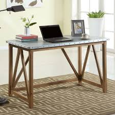 industrial home office furniture. interesting inspiration industrial style office furniture of america loren writing desk home a