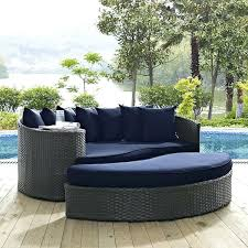 patio outdoor furniture patio interior motives by will smith navy blue daybed canada