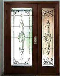 stained glass entry doors stained glass door entryway stained glass door sidelight stained glass door inserts
