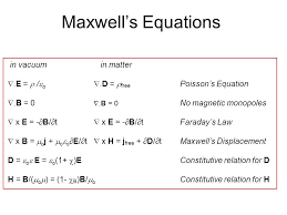 14 maxwell s equations