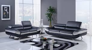 Black Living Room Furniture Nice For Your Inspirational Home