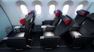 Flight Review Air Canada B787 8 Premium Economy Business