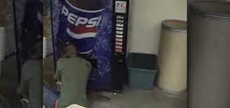 How To Hack Pepsi Vending Machines New How To Get A Free Soft Drink From A Vending Machine Cons