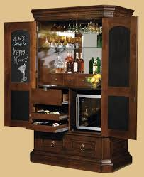 Living Room With A Bar Locking Liquor Cabinet Plans Best Home Furniture Ideas Also