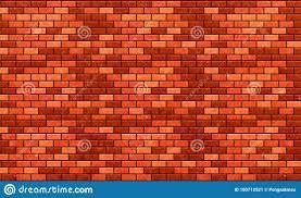 Bricks Design Brick Wall Red Orange Bricks Wall Texture Background For