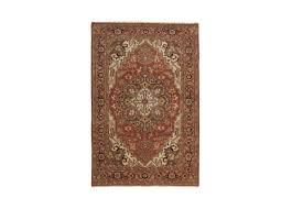 Heriz Rug, Rust/Rust | Traditional Patterned Rugs | Ethan Allen