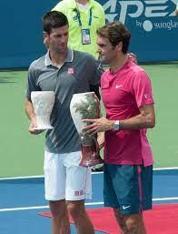 Djokovic–Federer rivalry - Wikipedia