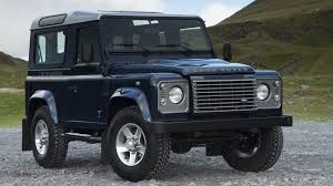 Of Course The Next Land Rover Defender Will Be Electrified News ...