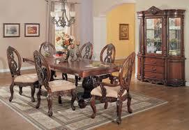 formal dining room furniture. Formal Dining Room Furniture Amazing Design Cupboard Cozy Six Chair Hardwood Varnished Carved Hanging Lamp Carpet R