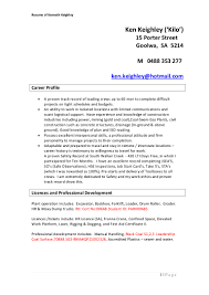 Forklift Operator Resume APA Formatting Citing Sources Resources For Students 80