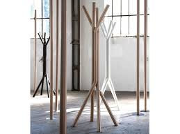 Oak Coat Rack Stand PROMETEO Coat rack Prometeo Collection By Palù Mario 65