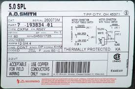 wiring diagram volt motor wiring image wiring ao smith ac motor wiring diagram jodebal com on wiring diagram 230 volt motor