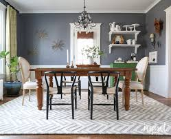 new rug for the dining room within prepare 8