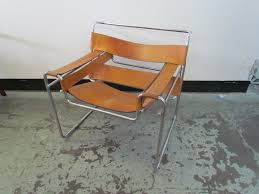 contemporary furniture for living room design with comfortable wassily chair wassily chair chrome and leather